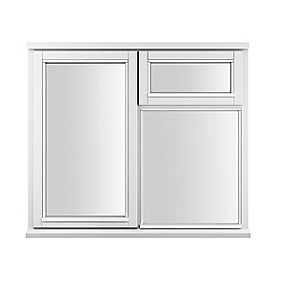 Jeld-Wen Timber Casement Window Clear 1195 x 1045mm