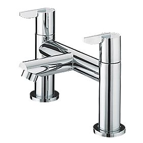 Bristan Sonique Bath Filler Bathroom Taps
