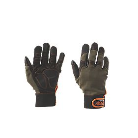 Timberland Pro Pro Extra Grip Gloves Black Large
