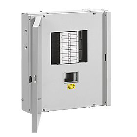 Havells 6-Way 125A TP & N Board without Incomer