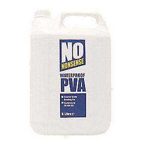 No Nonsense Waterproof Pva 5ltr Pva Sealers