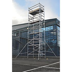 Lyte SF25DW82 Helix Double Width Industrial Tower 8.2m