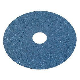 Norton Fibre Disc 115 x 1.5 x 22mm 80 Grit Pack of 10