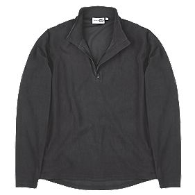 Blackrock Micro Fleece Black Medium 45½""