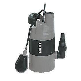 Titan TTB499PMP 550W Automatic Dirty & Clean Water Pump 240V