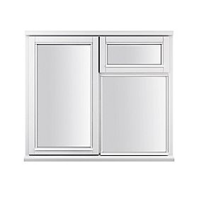 Jeld-Wen LEW212CV AS Timber Casement Window Clear 1195 x 1195mm