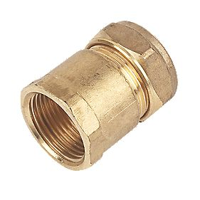 Female Coupler 22mm x ¾""