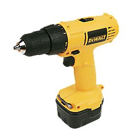 DeWalt DW907K2V 12V 1.3Ah Ni-Cd Cordless Drill Driver