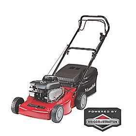 Mountfield SP180 45cm 3.5hp Self-Propelled Rotary Petrol Lawn Mower
