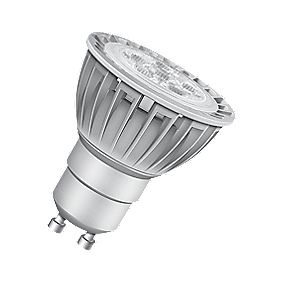 Osram Superstar Advanced GU10 LED Lamps 400Lm 7W Cool White