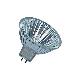 Osram MR16 Decostar ECO Halogen Lamp GU5.3 12V 20W Pk5