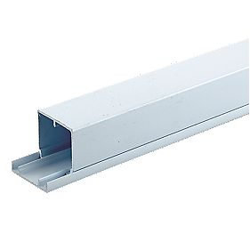 Tower Maxi Trunking 50mm x 50mm x 2m Pack of 4