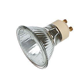 Sylvania Hi-Spot Superia Mains Voltage Halogen Lamp GU10 300Lm 50W Pk5