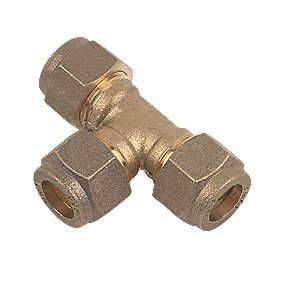 Equal Tee 10mm Pack of 10