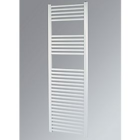 Kudox Flat Towel Radiator White 1500 x 600mm 819W 2795Btu