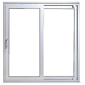 uPVC 8ft Patio Door Non-Handed 2390 x 2090mm