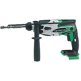 Hitachi DH18DSL/L4 2kg SDS Plus Drill 18V - Bare