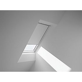 Velux Roof Window Black Out Blind Light Grey Blinds
