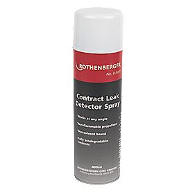 Rothenberger Contract Leak Detector Spray 400ml