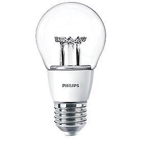 philips gls led lamp es 6w light bulbs. Black Bedroom Furniture Sets. Home Design Ideas
