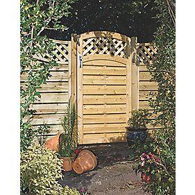 Grange Fencing Elite St Melior Gate 900 x 180mm