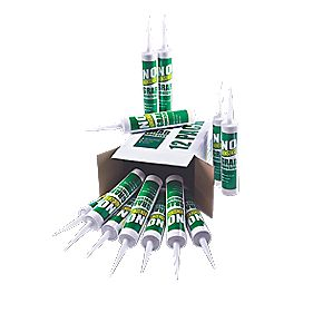 No Nonsense Grab Adhesive Solvented 310ml Pack of 12