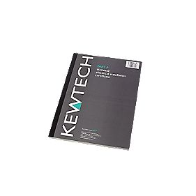 Kewtech Part P Cert Test Report Pads Pack of 20