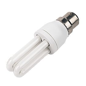 2U Stick Compact Fluorescent Lamp BC 9W