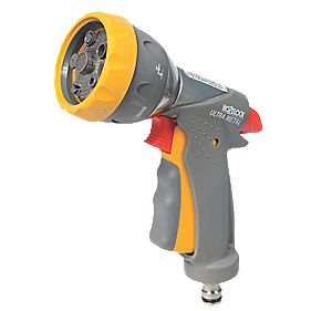 Hozelock Ultra Metal Watering Hose Gun 7 Spray Patterns