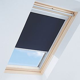 Roof Window Black-Out Blind Navy 550 x 780mm
