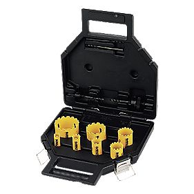 DeWalt Carbide Grit Holesaw Kit 13 Pieces