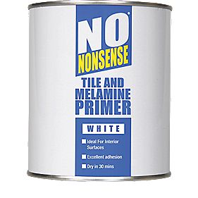 No Nonsense Tile & Melamine Primer 750ml