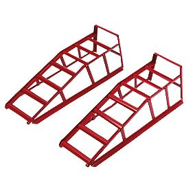 Hilka Pro-Craft 2-Tonne Car Ramps Pair