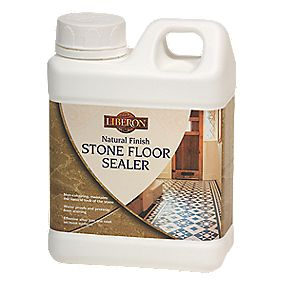 Liberon Sealer for Stone Floors Natural Finish 1Ltr