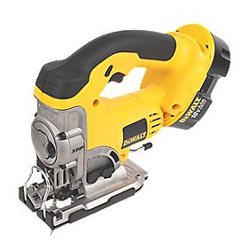 Dewalt DC330KB-GB 18v Heavy Duty Jigsaw