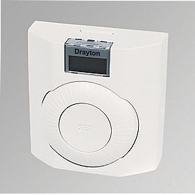 Drayton Digistat + Room Thermostat