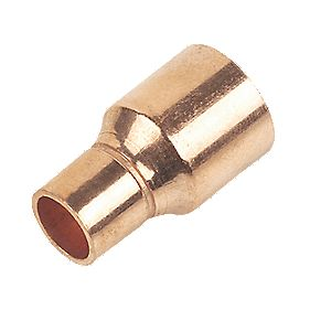 End Feed Fitting Reducers 15 x 8mm Pack of 2