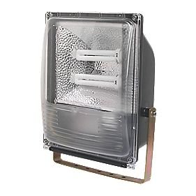 Trac Bulldog Floodlight & Photocell 52W