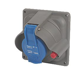 200-250V Legrand Hypra Interlocked Switched Inclined Prisinter 2P+E (IP55)