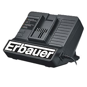 Erbauer 14.4V & 18V Li-Ion Battery Charger