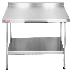 Franke Preparation Wall Table 1200 x 650mm