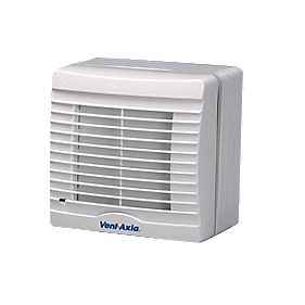 Vent-Axia VA100X 20W Axial Bathroom Fan
