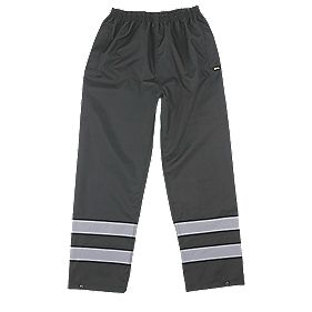 Site Waterproof Trousers Black Large