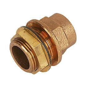 Yorkshire Endex Tank Coupling N5 22mm x ¾""