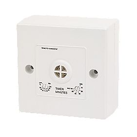 Manrose 1351 Remote Bathroom Fan Timer Control