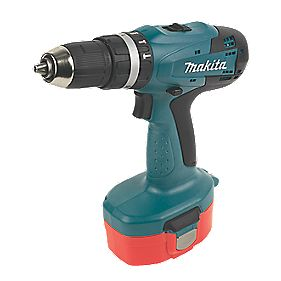 Makita 8391DWPETK 18V 1.3Ah Ni-Cd Combi Drill & 101 Piece Accessory Kit