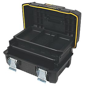 "Stanley FatMax 18"" Cantilever Toolbox"