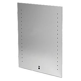 Moretti 30-LED Lit Bathroom Mirror 600 x 50 x 800mm