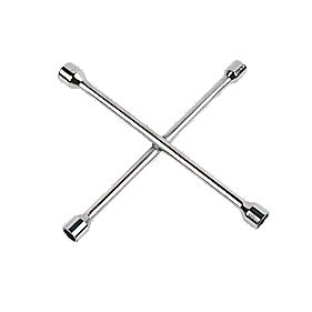 "Lug Wrench 14"" Chrome-Plated"