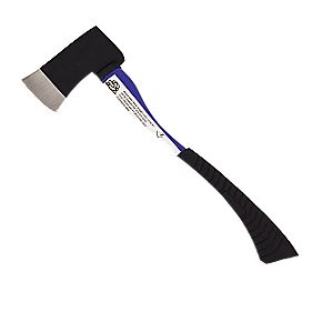 Fibreglass Handle Hand Axe 20oz (0.57kg)